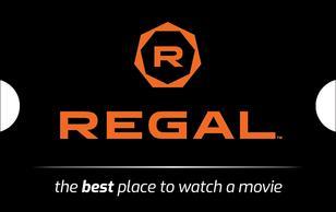 Regal Cinemas Gift Card